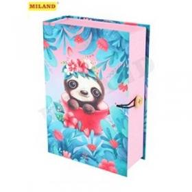 "Коробка-книга ""Ленивец"" (120х180х50) КК-4832"