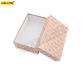 """Одинарная прямоугольная коробка """"Атмосфера"""" 19*12*7,5 см ПП-3222"""
