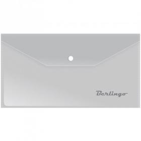 Папка-конверт на кнопке C6, 180мкм, матовая AKk_06306