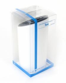 Стакан для канцелярских принадлежностей, ICE, пласт.короб с европодв. 670314