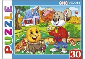 Artpuzzle. ПАЗЛЫ 30 элементов. КОЛОБОК (Арт. ПА-4514)