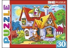 Artpuzzle. ПАЗЛЫ 30 элементов. ТЕРЕМОК (Арт. ПА-4515)