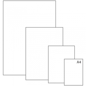Ватман А4, 210*297, ЛенГознак, 200г/м2, БЧ-0583