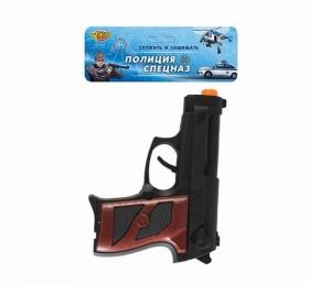 """Пистолет-трещотка  (14см) """"Элитный"""" (Арт. M0337)"""