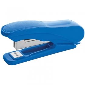 Степлер №10 OfficeSpace до 12л., пластиковый корпус, синий 271086