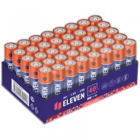 Батарейка Eleven AA (LR6) алкалиновая, OS40 301749
