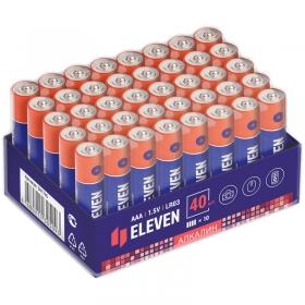 Батарейка Eleven AAA (LR03) алкалиновая, OS40 301746