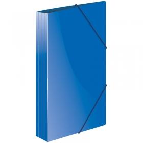"Папка на резинке Berlingo ""Standard"" А4, 600мкм, синяя MB2325"