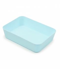 Лоток хозяйственный малый голубой Pastel ЛТ443