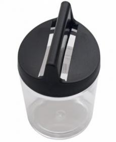 Подставка для скрепок магнитная  чёрная ПС02