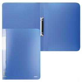 """Папка A4 2 кольца диаметром 16 мм синяя 0.60 мм """"Proff. Next"""" RB 16-2-04 38033"""