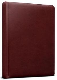 Ежедневник А5, 128л, ГЛОСС бордо (128П-1874) пухл.обл, недатиров. 128П-1874